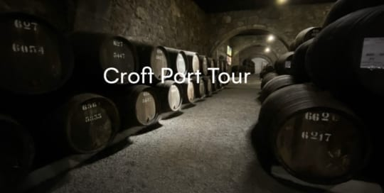 Porto – Croft Port Tour