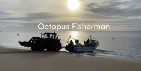 Algarve – Octopus Fisherman