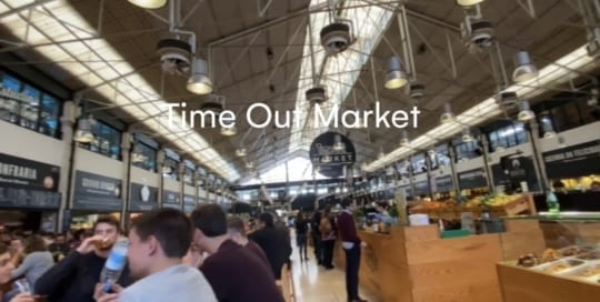 Lisbon – Time Out Market