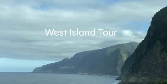 Madeira – West Island Tour