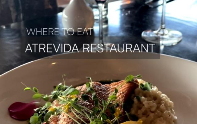 Galiano Island – Atrevida Restaurant