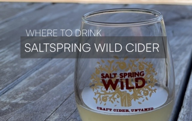 Saltspring Island – Saltspring Wild Cider