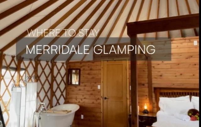 Cowichan Valley – Merridale Glamping
