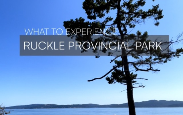 Saltspring Island – Ruckle Provincial Park