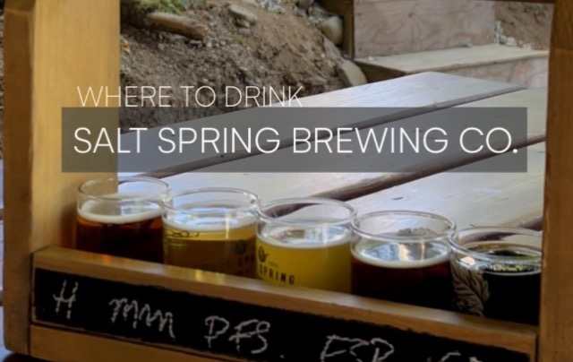 Saltspring Island – Saltspring Brewing