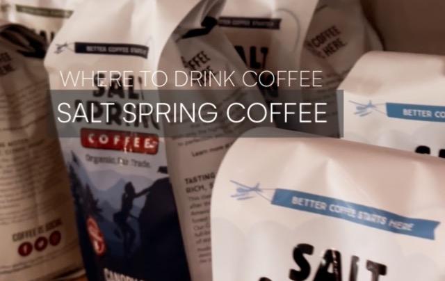 Saltspring Island – Saltspring Coffee