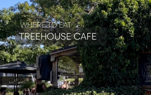 Saltspring Island – Treehouse Cafe
